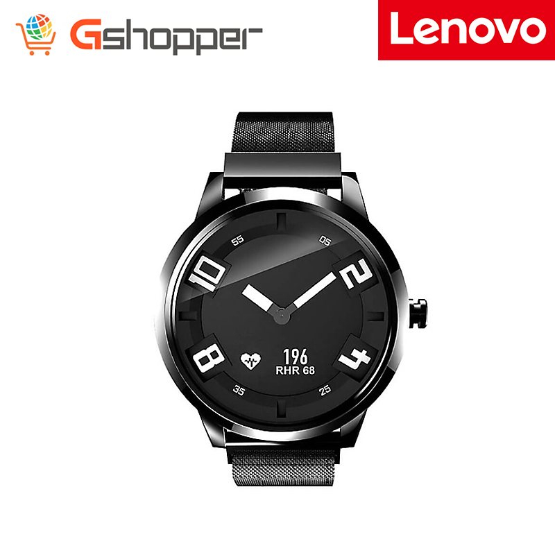 Lenovo Watch X X Sports Smart Watch Mechanical OLED Screen Sapphire Glass Smartwatch 80M Waterproof Fitness