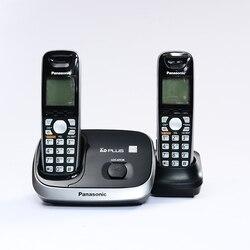 Цифровой беспроводной телефон с Handfree Call ID беспроводной фиксированный стационарный телефон для офиса дома английский