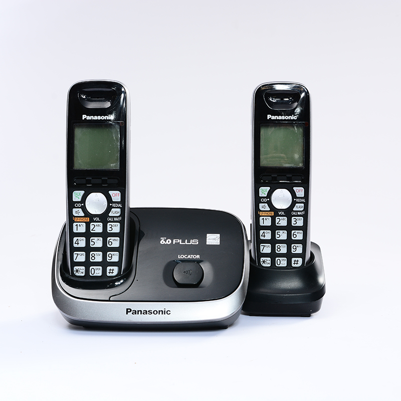 Digital Cordless Phone With Handfree Call ID Wireless Cordless Fixed Landline Telephone For Office Home English ...