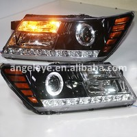 2009 2014 Year For Dodge Journey JCUV Fiat Freemont LED Headlight