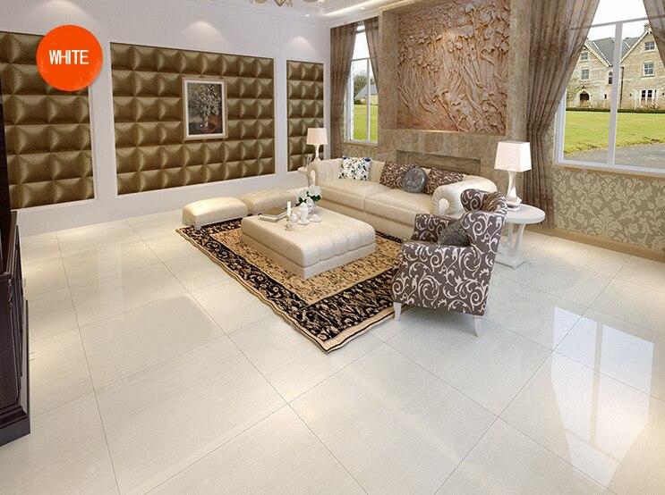 800 600mm Foshan Ceramic Tile Gold French Wood Polished