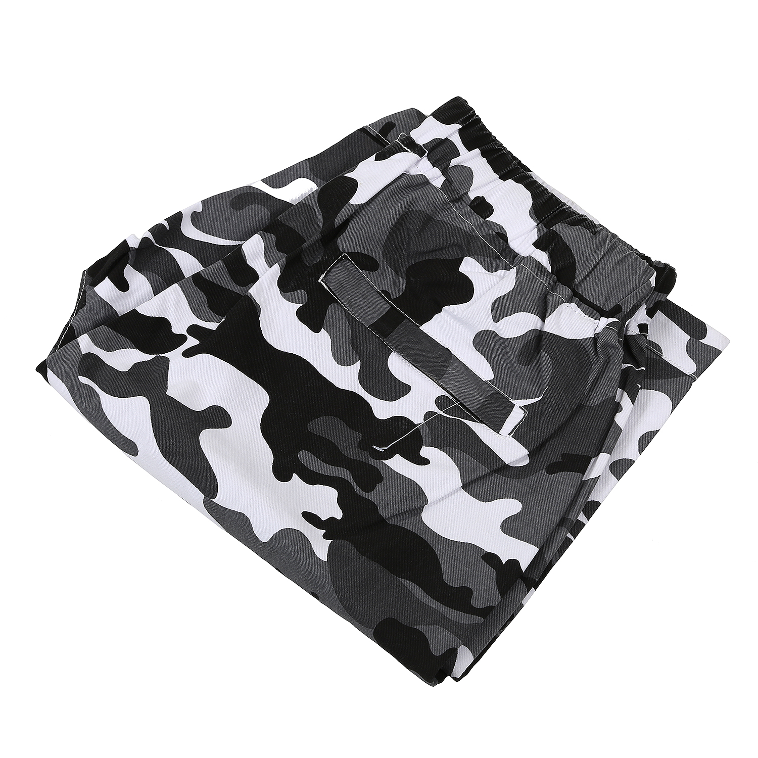 NEW-Men Summer Shorts Cool Camouflage Hot Sale Casual Short Pants Comfortable Camo Men Cargo Shorts