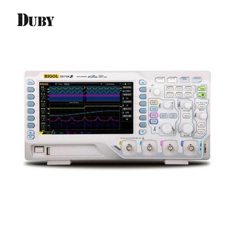 RIGOL DS1104Z 100 MHz Oscilloscopio Digitale 4 canali 100 MHz larghezza di banda analogica