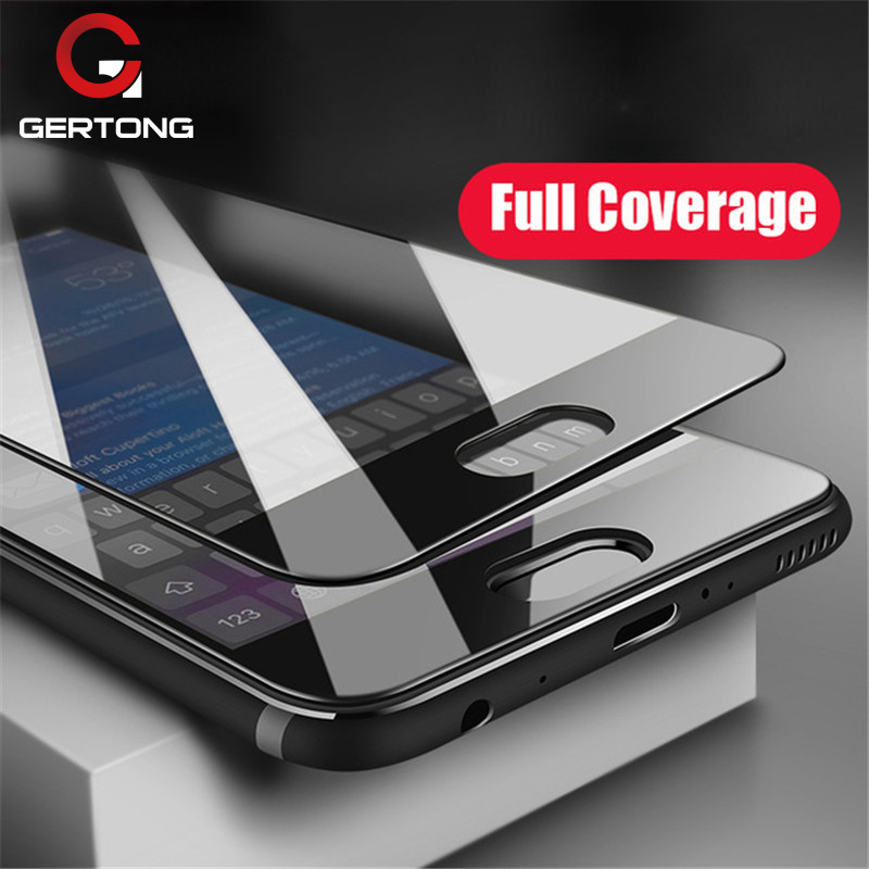9H Full Cover Screen Protector For Samsung Galaxy J5 J2 J7 Prime Tempered Glass For Samsung A3 A5 A7 J3 2017 Protective Film