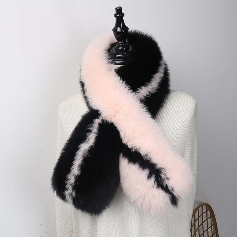 fox fur scarf  (19)