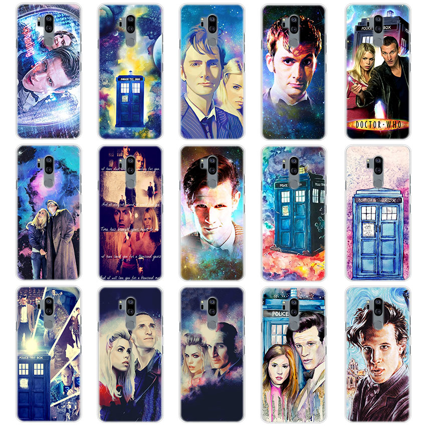 9TH and Rose doctor who phone Case Cover for LG G5 G6 G7