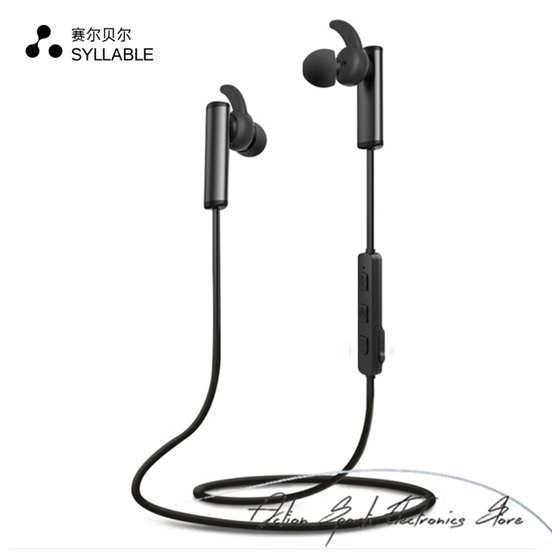 2017 Original SYLLABLE D300L Bluetooth 4.1 Earphone Wireless earpiece Earphone Earbud with Mic Stereo Headset for Mobile Phone 2017 scomas i7 mini bluetooth earbud wireless invisible headphones headset with mic stereo bluetooth earphone for iphone android