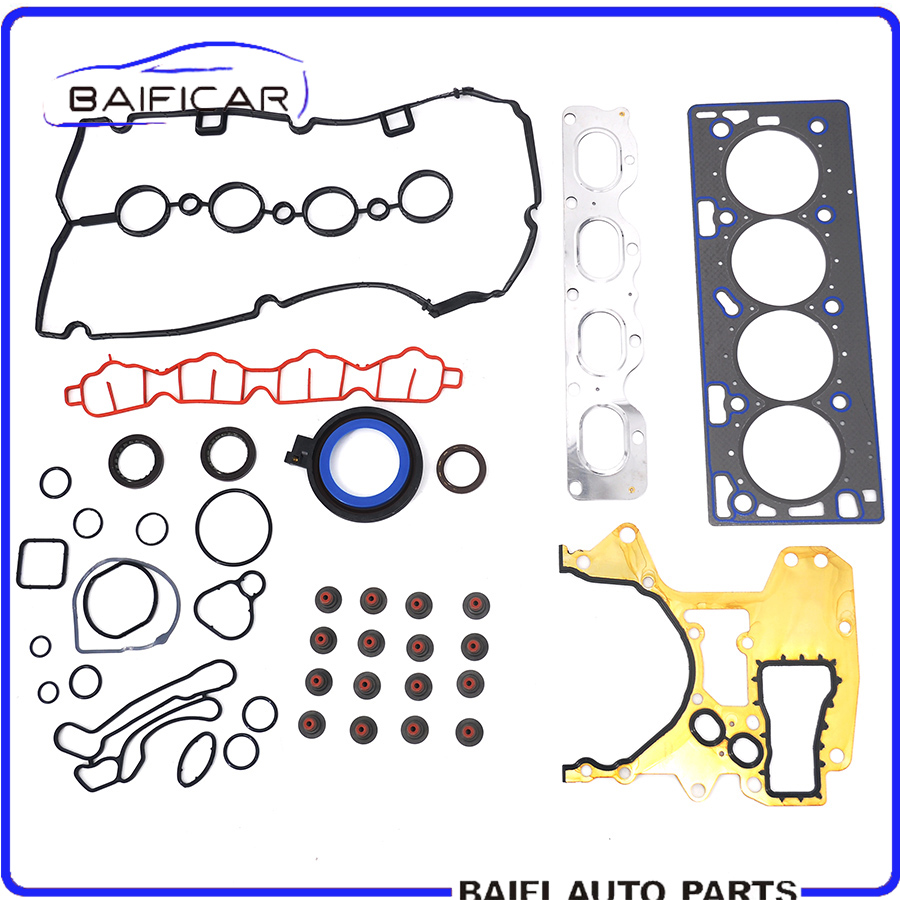 Baificar Brand New Genuine Engine Rebuilding Kits 55568528 93186911 For Alfa Romeo Chevrolet Cruze 1.6 Daewoo Opel-in Engine Rebuilding Kits from Automobiles & Motorcycles    1