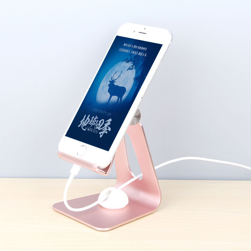 2017 Mini Portable Aluminium Alloy Cellphone Mobile Phone Tablet Desk Stand Holder For iPhone 6/6s/Plus For Ipad