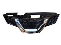 FITS For 2013 2016 Nissan X Trail OEM Factory Style Front Grille Grill Mesh Cover 1pc