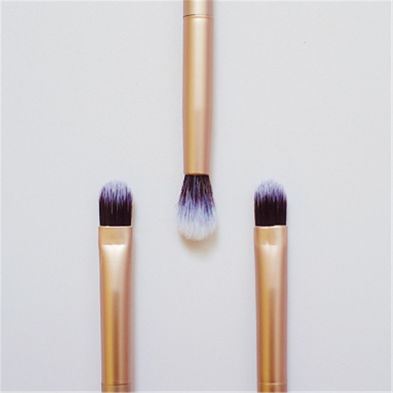 Makeup brush single double head blooming nose shadow eye multi-function makeup tool gadget