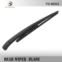 YD Car wipers rear wiper blades For Mazda 5 / Mazda 6 Soft Rubber WindShield Wiper Blade , Size 12 (305mm)