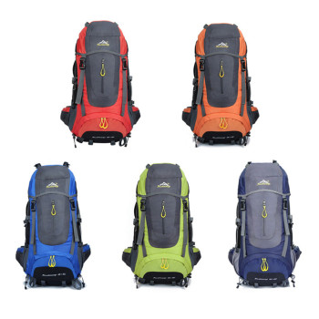 70L Waterproof Camping Backpack 1