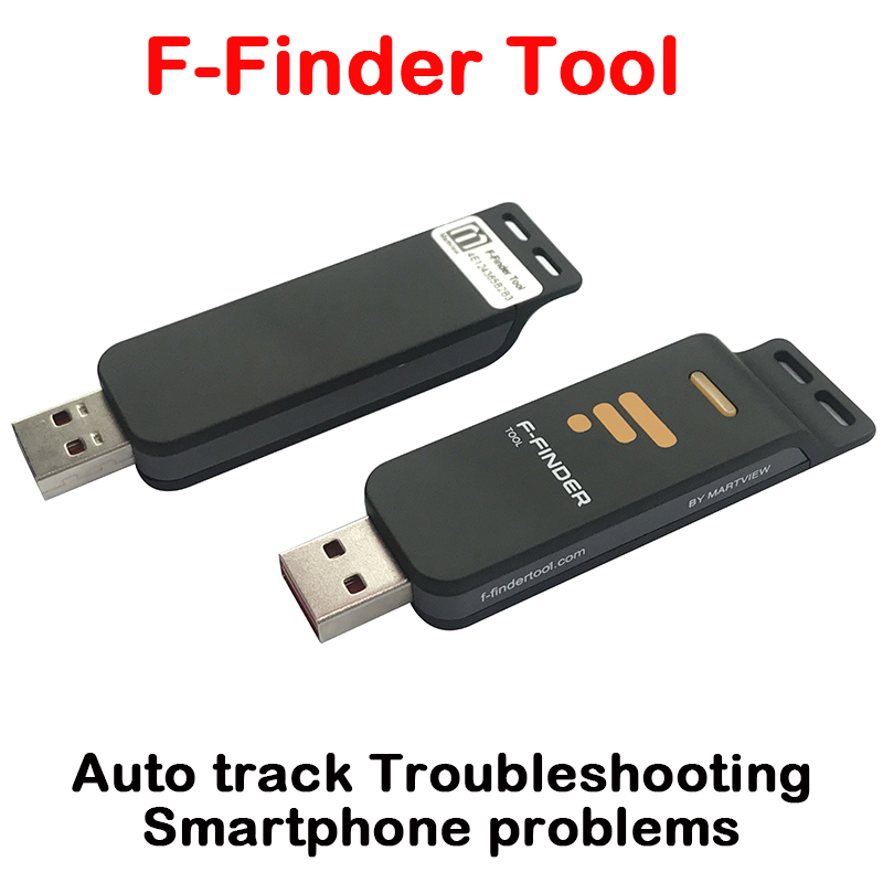 F Finder Tool Auto Troubleshooting in hardware For iPhone Xiaomi Vivo OPPO Smartphones F Finder dongle