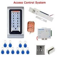 Двери Управление доступом Управление Лер безопасности Системы комплект rfid карты пароль клавиатуры Дистанционное управление Электрически