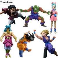 Dragon Ball Z Figuur Tenkaichi Budokai 7 Sculpturen Grote Hercule Bluma Broly Zoon Gohan Goku Action Figure Anime Dragon Ball Z
