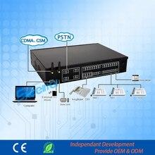 Небольшая емкость АТС/Поддержка 2 линии беспроводной GSM/CDMA/TP832-416 4 линии pstn 16 расширение