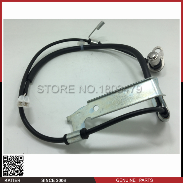 Free Shipping Front Left ABS Wheel Speed Sensor 56220-52D00 ALS1406 5S11354 For Suzuki Grand Vitara XL-7 2000-2005