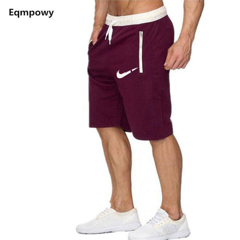 New Fashion Men Sporting Beaching Shorts Trousers Cotton Bodybuilding Sweatpants Fitness Short Jogger Casual Gyms Men Shorts Lahore