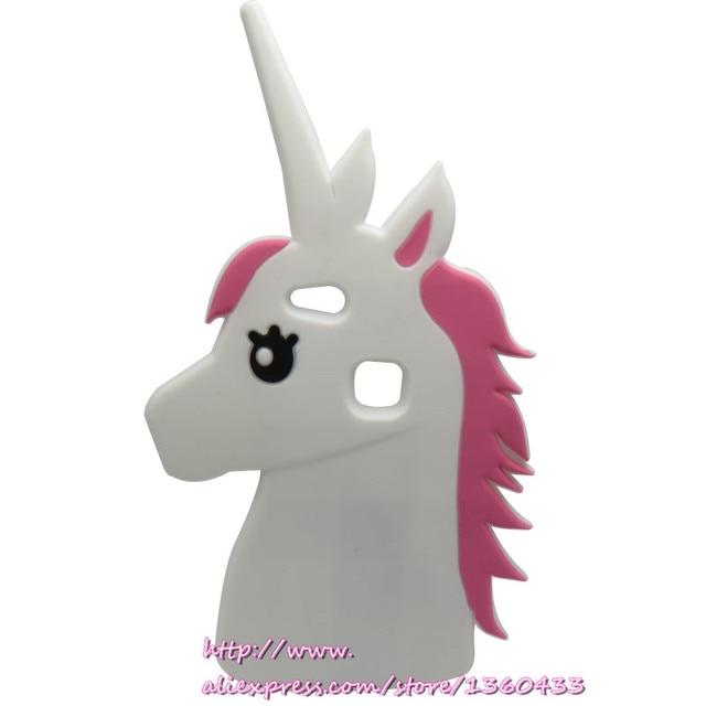custodia huawei p10 unicorno