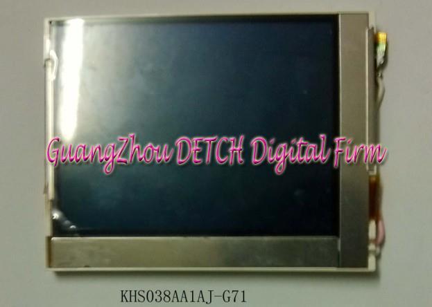 все цены на Industrial display LCD screenKHS038AA1AJ-G71 LCD screen онлайн