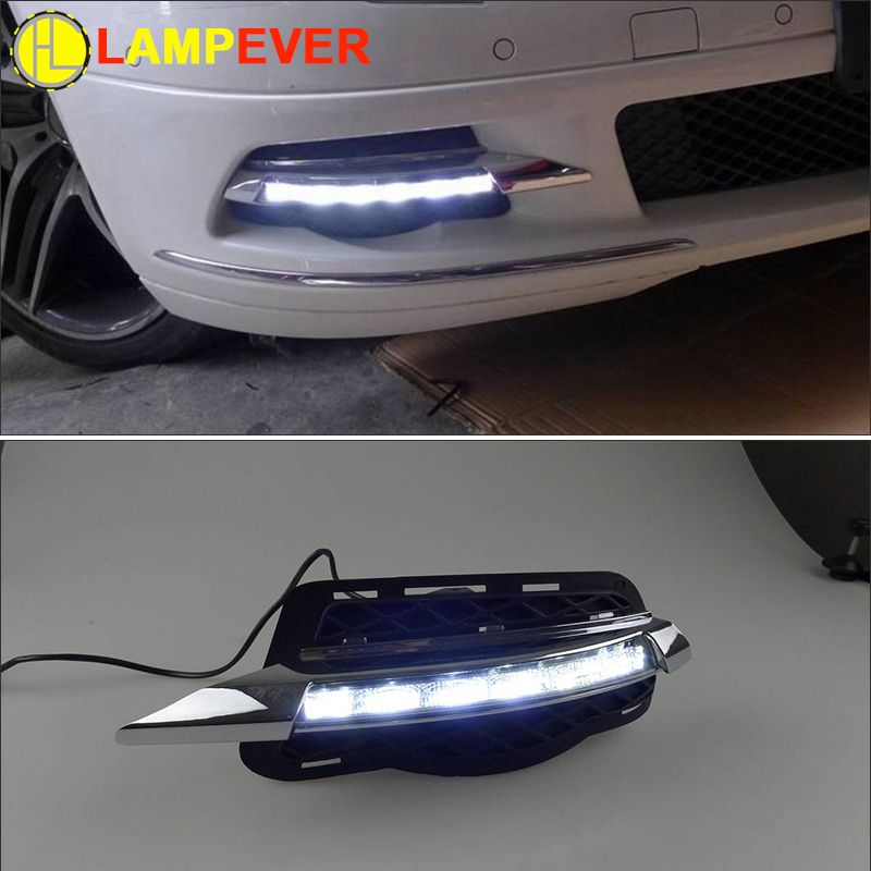 Lampever Car LED DRL Kit For Mercedes Benz W204 C Class