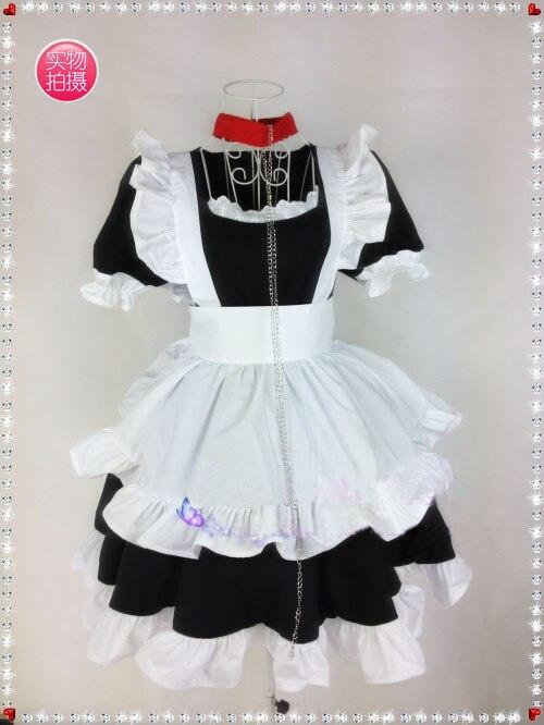 Inu x Boku SS Roromiya Karuta Magd Kleid Cosplay Kostüm Nach Maß Freies Verschiffen-in Anime Kostüme aus Neuheiten und Spezialanwendung bei AliExpress - 11.11_Doppel-11Tag der Singles 1