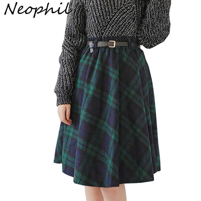 d65987ec4 ZANZEA 2019 Summer Women Long Skirts Cotton Swing Vintage High Waist  Pockets Pleated Belted Tie Skirt