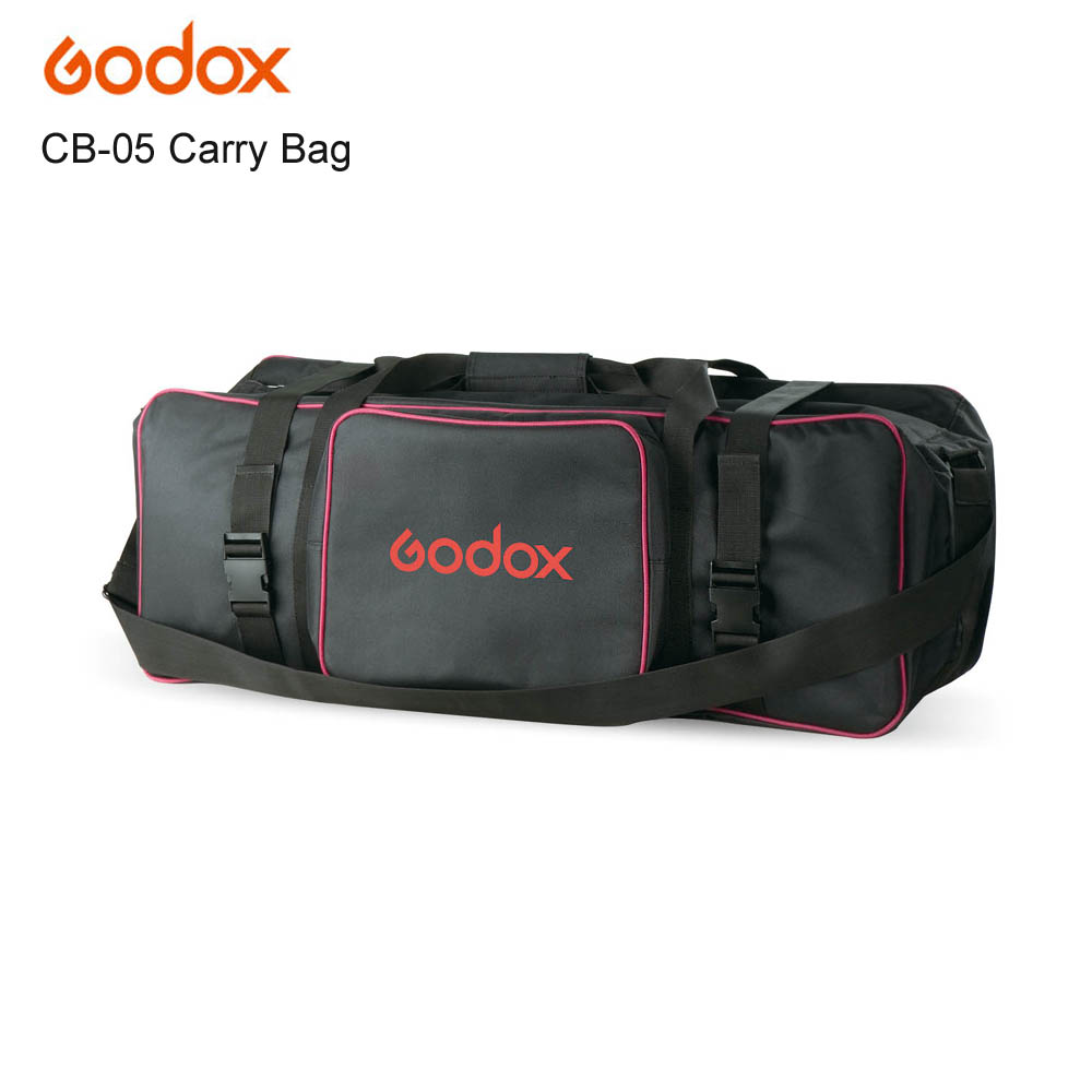 Godox Pro Photo Photography Studio Flash Strobe Light Stand Carry Case Bag Light Kit Bag CB 05