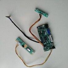 """Per B150XG01 V2/V7/V8 1024*768 pannello di visualizzazione Dello Schermo 15 """"M.NT68676 HDMI DVI VGA LCD FAI DA TE Controller bordo di driver Kit"""