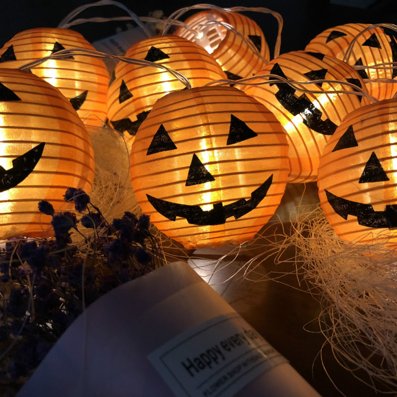 Lights Led String Lantern