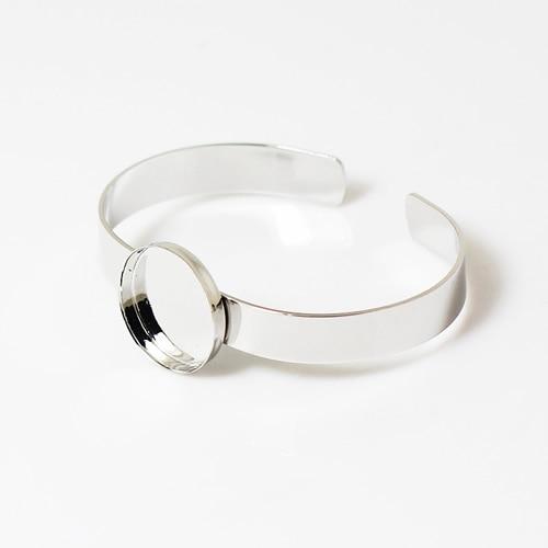 031f45c7805 Beadsncie Bracelet De Montage Fabricant Bijoux En Laiton Bracelet Base  23x23mm Nickel Livraison Bracelets Conclusions ID19381