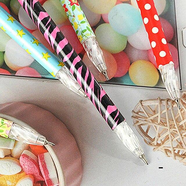Creative Plush Pens Cute Ballpoint Pens Kawaii Ball Pens For Children Gifts School Office Supplies Korean Stationery 5