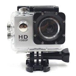 Zewnętrzna kamera sportowa super 30 metrów 170d ekran 1080p podwodna wodoodporna kamera sportowa go extreme professional cam w Kamery nadzoru od Bezpieczeństwo i ochrona na