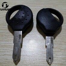 Одежда высшего качества сменный Футляр для ключей для peugeot 206 кожух ключа ретранслятора пульт автомобильной сигнализации