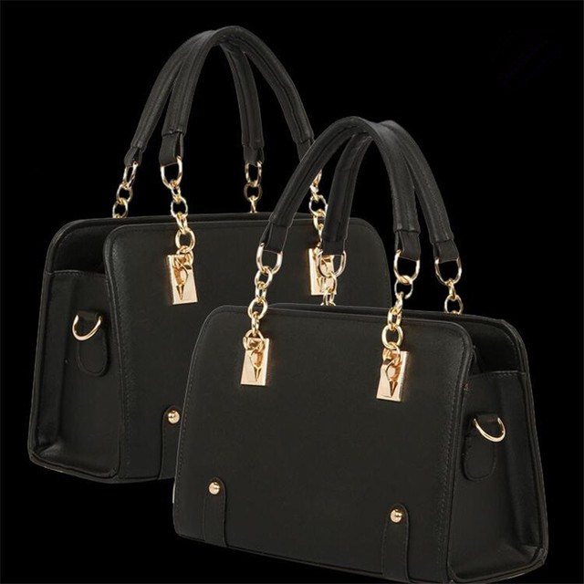 Handbag bag 2016 new wave of female Shixia models female fashion chain shoulder bag Messenger bag 10 color options