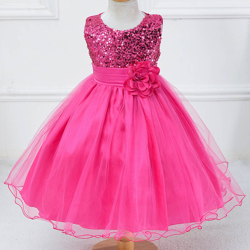 Girl floral princess party dress girls dress summer children clothing wedding birthday baby dress tutu 2-10 Y baby girl clothes 4pcs baby girl clothes swan infant clothing princess tutu dress party baby christmas outfits clothes birthday costumes vestido