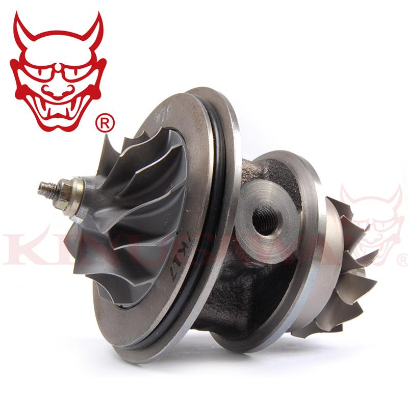 Kinugawa Turbo Cartridge CHRA TD04 12T Oil Cooled for Mitsubishi 4M40T 94 97 Pajero Delica in Turbo Chargers Parts from Automobiles Motorcycles