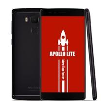 "Vernee Apollo Lite 4G LTE Android 6.0 Helio X20 MT6797 Deca Core Smartphone 5.5 ""fhd 4 gb + 32 gb touch id otg giroscopio de carga rápida"