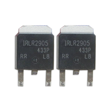 10 pièces IRLR2905 À-252 IRLR2905TRPBF TO252 SMD D-PAK patch mos FET MOSFET 55V 36A(China)