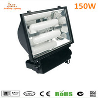 AC220V Park floodlight car store floodlight 12000lm IP65 Waterproof and Dust proof 5 years warranty induction flood lighting
