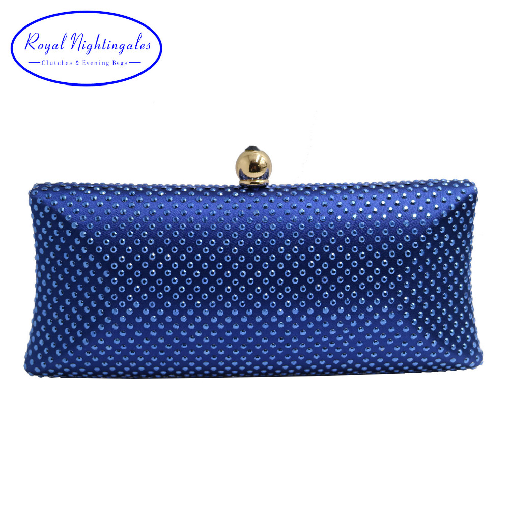 Wholesale Womens Evening Bag and clutches with Rhinestone Crystal Clutch Bags and Clutch Purses