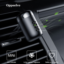 цена на Oppselve Aromatherapy Car Phone Holder Air Freshener Fragrance For Car Air Vent Diffuser Air Purifier Solid Perfume Freshener