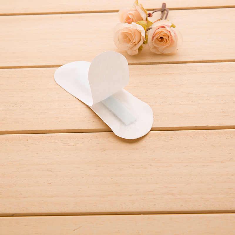 Sluggish Mog 1 คู่รองเท้าแฟชั่นของขวัญเบาะสำหรับผู้หญิง Feet Care ปกป้องใหม่รองเท้าสวมใส่เบาะ WZ04