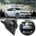 CCD Cámara Frontal del coche Cámara de Visión Trasera Sistema de Ayuda Al Aparcamiento De Copia de seguridad del Monitor A Prueba de agua 170 Grados Para VW/Volkswagen