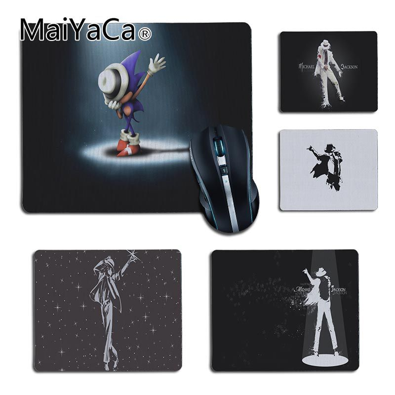 MaiYaCa High Quality Michael Jackson Dancing Customized MousePads Computer Laptop Anime  ...