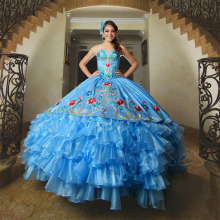 TPSAADE Ball Gown Quinceanera Dress Sweet 16 Dresses
