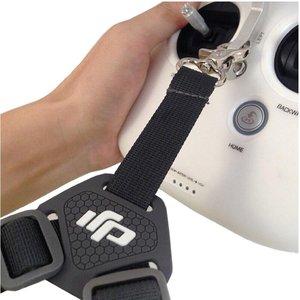 Image 5 - Pour DJI Phantom 4 3 2 Inspire 1 mavic pro réglable double ceinture dépaule sangle de cou télécommande fronde émetteur lanière