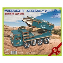 hot deal buy diy arts and 3d army handmade wooden craft toys party arts puzzles model decoration for children kid toy birthday best gift