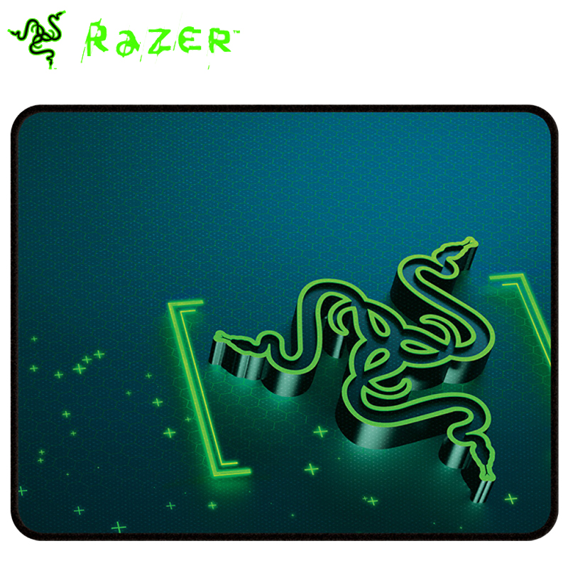 Razer Goliathus CONTROL Gaming Mouse Mat Soft Mouse Pad for Professional Gamers Small 215 mm*270 mm Medium 254 mm*355 mm Large-in Mouse Pads from Computer & Office
